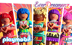PLAYMOBIL ® EVERDREAMERZ