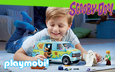 PLAYMOBIL ® SCOOBY-DOO!
