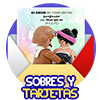 TARJETAS Y SOBRES