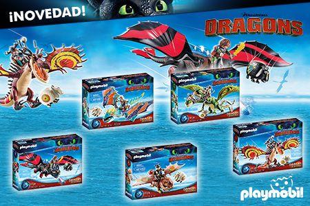 Novedad Playmobil Dragons