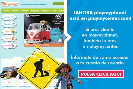 Playmyplanet está en playmycenter