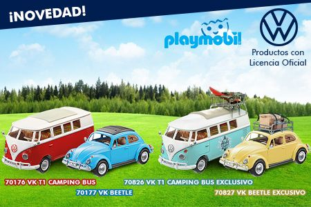 Playmobil Categoria Volkswagen